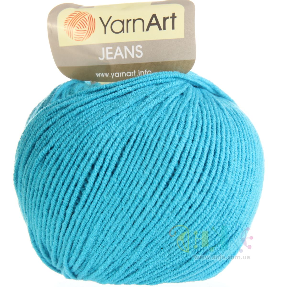 Пряжа Джинс (Jeans) от Yarnart (Турция) - yarni ru